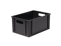 Bilde av Basic Box Klodskasse, 12,5 Liter, Sort