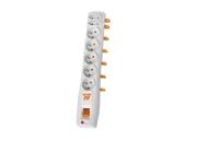 Bilde av Power Strip Acar P7 Anti-surge 7 Sockets 1.5m Gray (alpacarp71n)