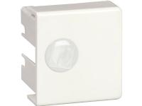 SCHNEIDER ELECTRIC Endestykke TIR+ 12040 hvid