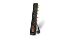 Bilde av Power Strip Acar P7 Anti-surge 7 Sockets 3m Black (alpacarp703)