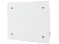 Bilde av Adax Eco Basic Varmepanel Hvid Med Glasoverflade - 230v -250w