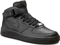 Nike Unisex Kids' Air Force 1 Mid (GS) Hi-Top Trainers