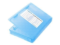Bilde av Logilink 2.5 Hdd Protection Box For 1 Hdd - Beskyttelsesboks For Harddisk - Blå