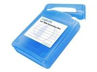 Bilde av Logilink 3.5 Hdd Protection Box For 1 Hdd - Beskyttelsesboks For Harddisk - Blå