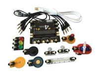 Bilde av 4tronix Playmbsf, Installation Tool Kit, Micro:bit, Svart, Oransje, Rød, Hvit, Gult, Led, Forskjellige