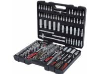 Bilde av 0s Tools 1/4 +3/8 +1/2 Socket Wrench-set 179-pieces 917.0779