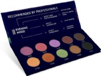 Bilde av Affect Evening Mood Pressed Eyeshadows Palette 10x2-2.5g
