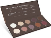 Bilde av Affect Naturally Matt Pressed Eyeshadow Palette Eye Shadow Palette 10x2g