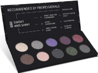 Bilde av Affect Affect_smoky & Amp Shiny Pressed Eyeshadow Palette 10x2-2.5g Pressed Eyeshadows