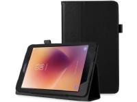 Bilde av Tablet Case 4kom.pl Stand Case For Samsung Galaxy Tab A 8.0 T380/t385 Universal Black