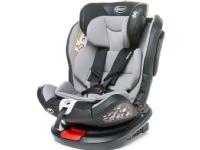 Bilde av 4baby Roto-fix Car Seat 0-36 Kg Light Gray