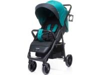 Bilde av 4baby Moody Xx Dark Turquoise Stroller