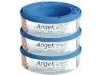 Bilde av Abakus Angelcare® Ac1100 - Nachfüllkassetten Für Angelcare- Windeleimer, 3er Packung