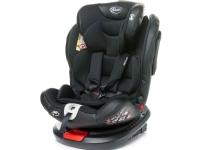 Bilde av 4baby Roto-fix Car Seat 0-36 Kg Black