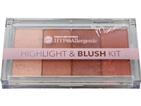 Bilde av Bell Bell Hypoallergenic Highlight & Blush Kit Set Of Highlighter And Blush 20g