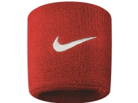 Nike Swoosh Wristbands Varsity Red/white Wristband