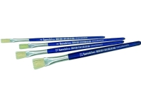 St. Majewski Bambino No. 16 flat brushes