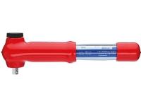 Knipex 98 33 25 Momentnyckel med klick Nm Mekanisk 3/8 5