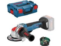 Bosch AKKUVINKELSLIBER GWX 18V-10 PSC HMI SOLO