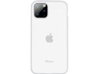 Bilde av Baseus Baseus Jelly Liquid Silica Gel Case Silicone Case For Iphone 11 Pro 6.5 ' (white)