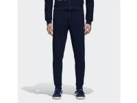 Adidas Fleece Slim Pants Blue