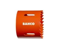 BAHCO Hulsav bi-metal 67mmskæredybde 38mmuden holder og centerbor