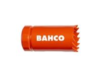 BAHCO Hulsav bi-metal 22mmskæredybde 38mmuden holder og centerbor