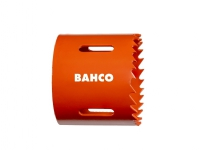 BAHCO Hulsav bi-metal 38mmskæredybde 38mmuden holder og centerbor
