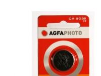 Bilde av Agfaphoto Cr2032, Engangsbatteri, Lithium, 210 Mah