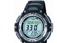 Casio SGW-100-1VEF, Armbåndsur, Hanstik, Sort, Sort, Rund, Sport