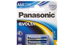Panasonic Evolta LR03EGE/4BP - Batteri 4 x AAA-type - Alkalisk