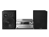Panasonic SC-PMX90 Home audio micro system Sølv Monoton 120 W 3-vejs 14 cm