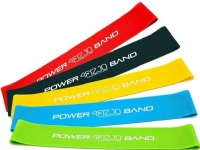 Bilde av 4fizjo Set Of 5 Mini Band Exercise Bands