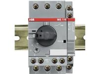 Bilde av Abb 1sam 201 901 R1001 Hkf1-11 Auxiliary Switch For Motor Circuit Breaker Ms 116 Front Sided Extension