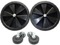 Bilde av Aerotec Hjulsæt Til Kompressor 1 Stk
