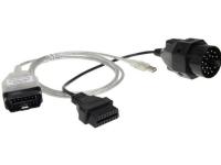Bilde av Adapter Universe Obd Ii Interface 7390 Passer Til (bilmærke): Bmw 1 Stk