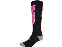 Bilde av 4f Ski Socks H4z20-sodn001 Black, S. 35-38