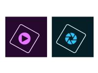 Bilde av Adobe Photoshop Elements 2021 & Premiere Elements 2021 - Bokspakke - 1 Bruker - Win, Mac - Tysk