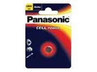 Panasonic LR1130L/1BP - Batteri LR1130 - Alkalisk - 65 mAh