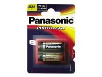 Panasonic 2CR-5L/1BP - Batteri 2CR5 - Li - 1400 mAh