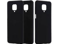 nemo Case XIAOMI REDMI NOTE 9S/9 PRO Silicone case flexible silicone black