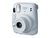 Fujifilm Instax Mini 11 - Instant camera - objektiv: 60 mm - instax mini ice white