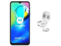 Motorola Moto G G9 Play + Moto Buds, 16,5 cm (6.5), 4 GB, 64 GB, 48 MP, Android 10.0, Grøn