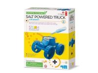 Bilde av 4m Green Science Salt-powered Truck, Ingeniørvitenskapssett, Gutt