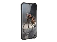 UAG Rugged Case for Samsung Galaxy S20 Ultra (6.9-inch screen) - Monarch Carbon Fiber - Baksidesskydd för mobiltelefon - robust - polykarbonat, granulerat läder, metallegering - kolfiber - 6.9 - för Samsung Galaxy S20 Ultra, S20 Ultra 5G