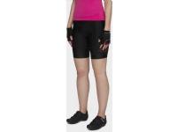 Bilde av 4f Women's Cycling Shorts H4l21-rsd001 Deep Black Size L