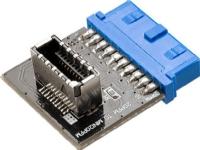 Bilde av Akasa 20-pin Usb 3.1 Internal Connector