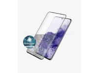 PanzerGlass Samsung Galaxy S21 Ultra series FP Case Friendly, AntiBacterial, Black