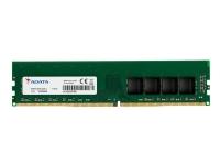 Bilde av Adata Premier Series - Ddr4 - Modul - 8 Gb - Dimm 288-pin - 3200 Mhz / Pc4-25600 - Cl22 - 1.2 V - Ikke-bufret - Ikke-ecc