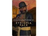 Bilde av 2k Sid Meier''s Civilization Vi: Ethiopia Pack, Nedlastbart Innhold For Videospill (dlc), Pc, Civilization Vi, Engelsk, Civilization, Sid Meier''s Civilization Vi: Ethiopia Pack
